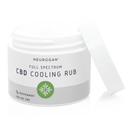 CBD Cooling Peppermint Rub (2 oz.) Full Spectrum/1000 mg- 2 Pack! - The Global Majority Shop