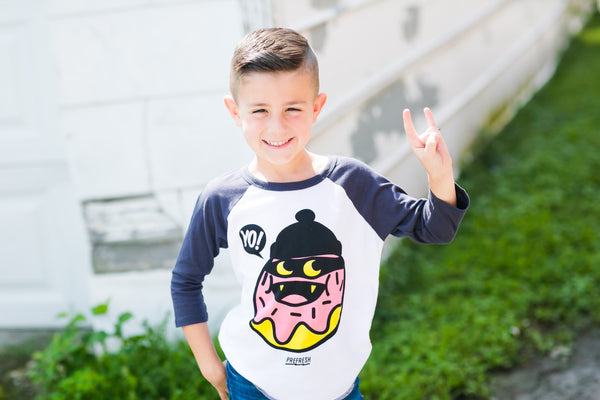 Prefresh kids donut shirt