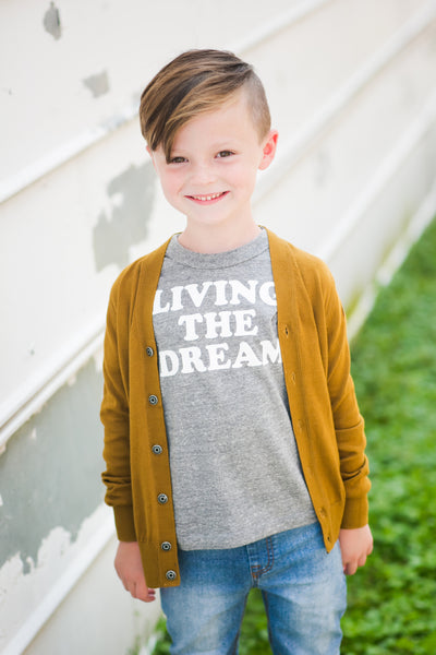 Chaser kids living the dream tee