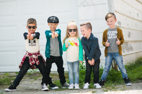 trendy clothes for kids