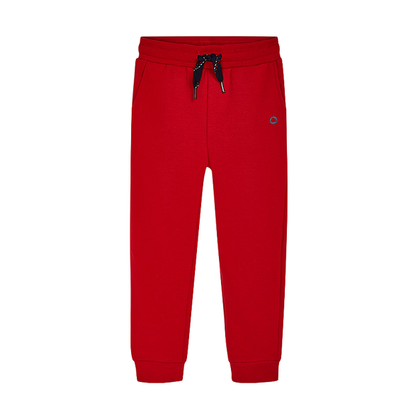 Mayoral - Boys Sweat Pant Joggers in Cherry