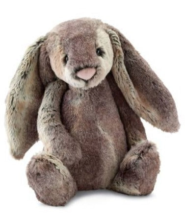 Jellycat Bashful Woodland Bunny - Medium 12""