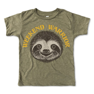 Rivet Kids Weekend Warrior tee