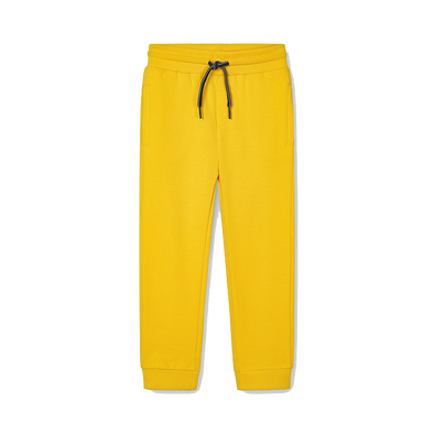 Boys yellow joggers