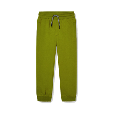 Boys joggers in green