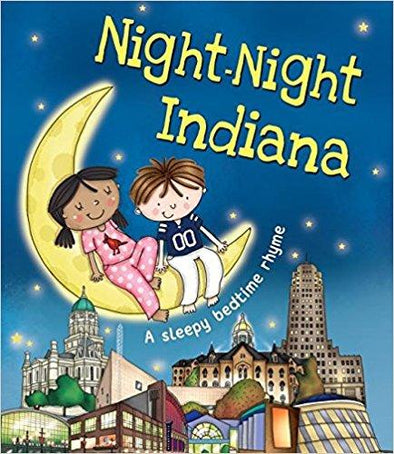 Night night Indiana children's book