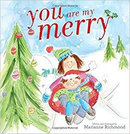 You are My Merry Christmas Children's Book