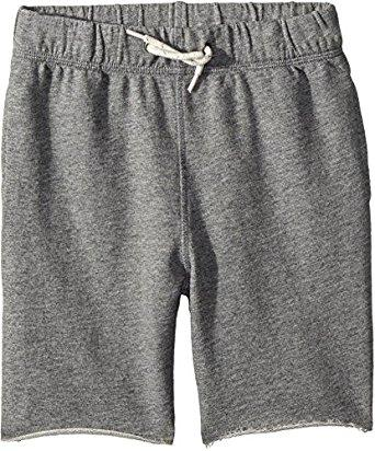 Appaman Boys Camp Shorts in Heather Grey