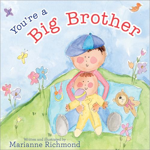 You're a Big Brother - Hardcover Book