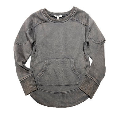 Appaman - Boys Bantam Sweatshirt in Smoked Pearl