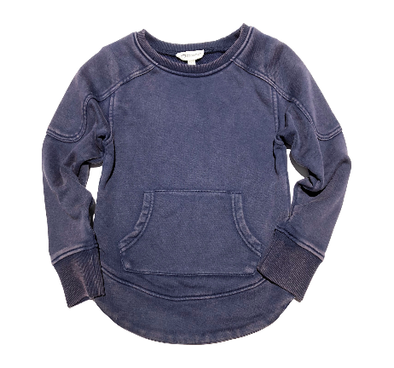 Appaman Bantam sweatshirt in denim navy