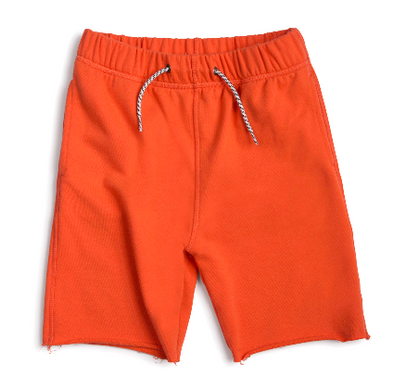 Appaman Boys Camp Shorts in Orange