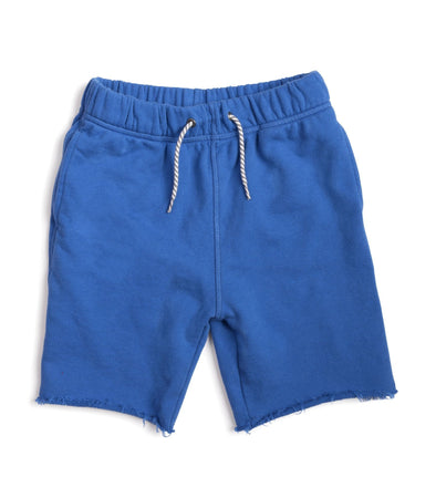 Appaman - Boys Camp Shorts in City Blue (Sizes 5/6/7)