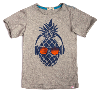 Appaman boys pineapple tee