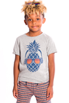 Appaman boys music pineapple shirt
