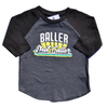 Kids Baller Shot Caller shirt