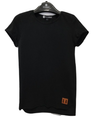 Beau Hudson - Kids Raw Edge Tee - Black