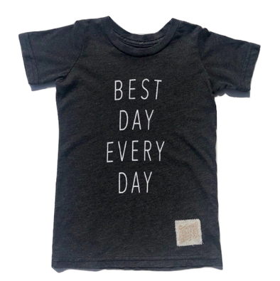 Best Day Every Day kids tee