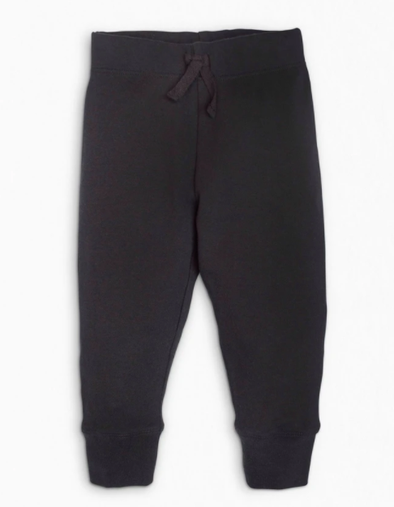 Colored Organics - Cruz Baby Jogger in Black