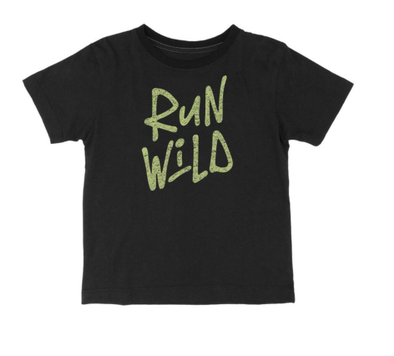 Feather 4 Arrow Run Wild tee