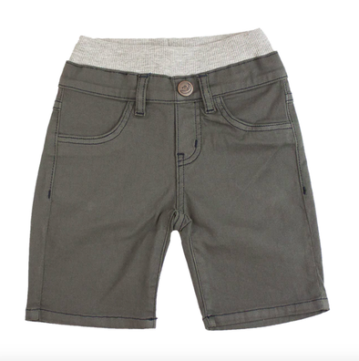 Hoonana charcoal shorts