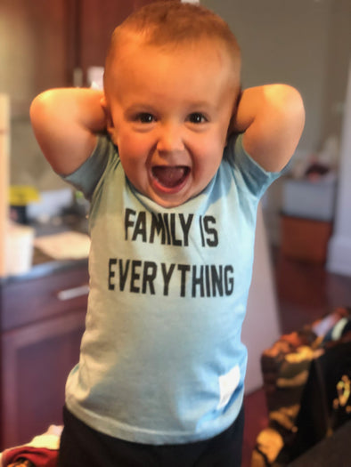family is everything tshirt