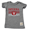 Kids toddler IU Indiana University retro tee