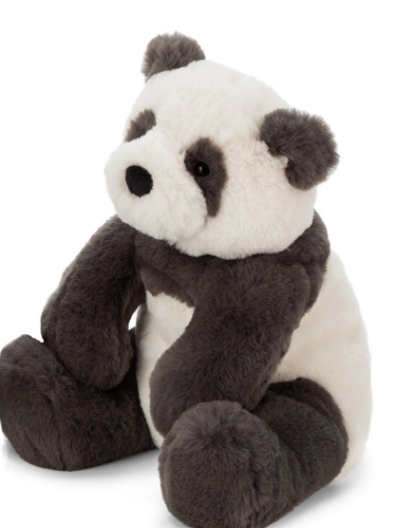 Jellycat - Medium Harry Panda Cub - 10""