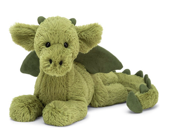 Jellycat - Monte Dragon - 15""