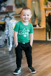 Lucky Charmer toddler tee
