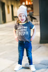 I wish i was a little bit taller toddler tee