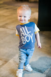 All boy toddler tee