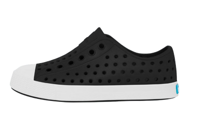 Native Kids Shoes Jefferson Jiffy Black