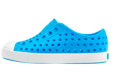Native - Kids' Jefferson Shoe - Vivid Blue