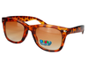 Kids Tortoise Shell Wayfarer Sunglasses