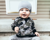 Little Bipsy - Pullover Sweatshirt in Camo