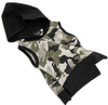 Little Bipsy hooded tank in camo