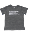 Little Brother definition tee