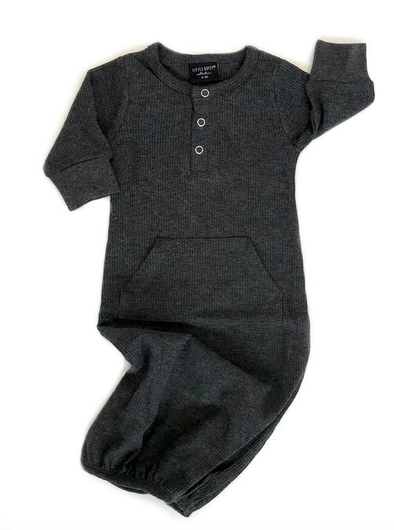 Little Bipsy thermal baby gown