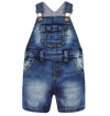 Mayoral baby boys shorts overalls