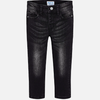 Boys Mayoral Black Denim jeans