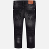 Mayoral - Boys Slim Fit Denim in Faded Black
