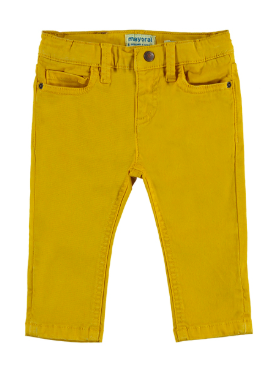 mustard jeans for baby boys