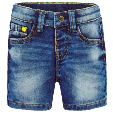 Mayoral baby boy denim shorts
