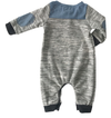 Miki Miette - Logan Papermoon Romper in Marble Grey