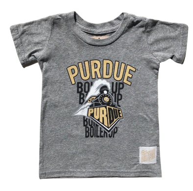 Kids Purdue Boiler Up tee