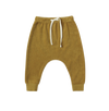 Quincy Mae - Organic Terry Cloth Sweatpants in Ocre