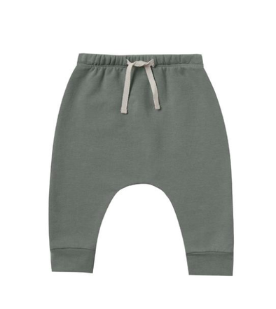 Quincy Mae organic fleece sweatpant