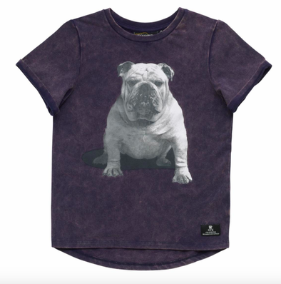 Rock Your Baby little bruiser bulldog tee