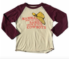 Rowdy Sprout Mama's Don't Let Your Babies grow up to be cowboys tee